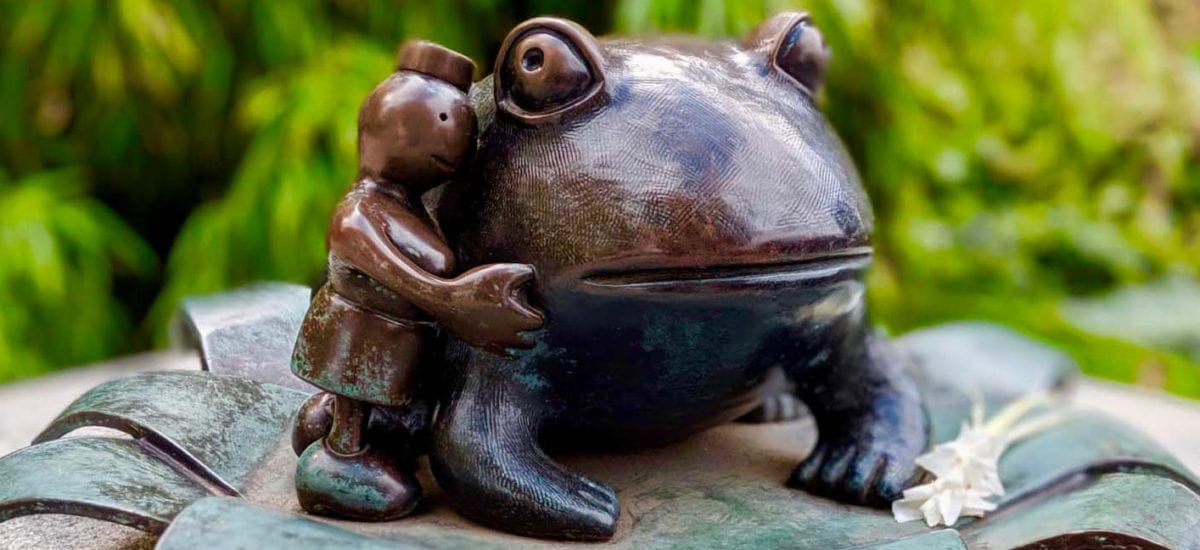 Tom Otterness – The Real World Sculptures