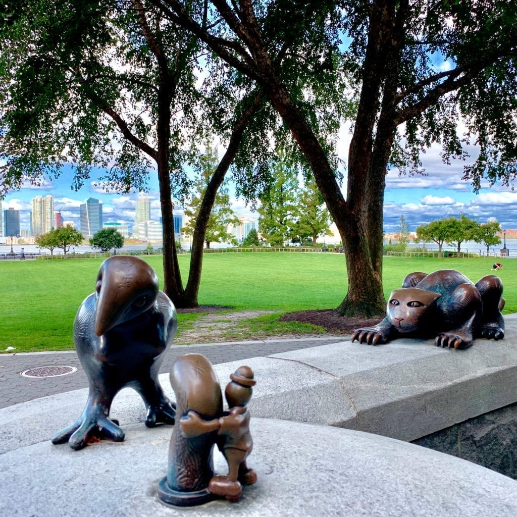 Tom Otterness - The Real World