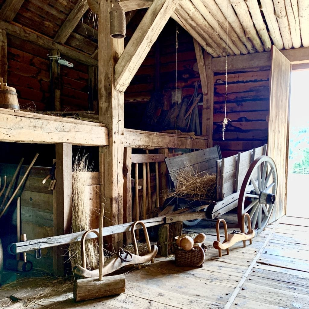 Philipsburg Manor Barn