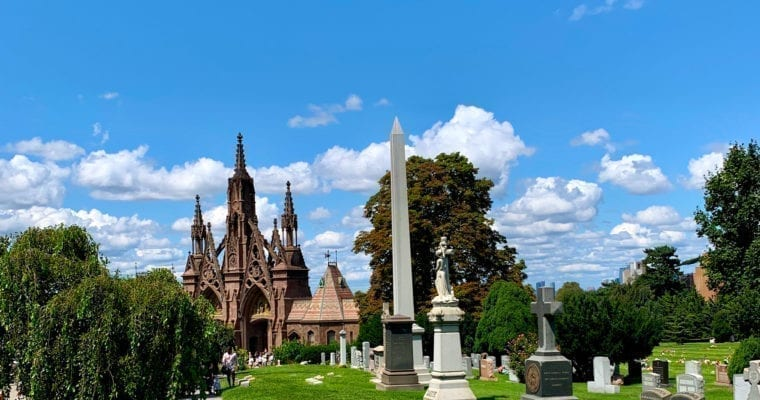 Green-Wood Cemetery – Brooklyn