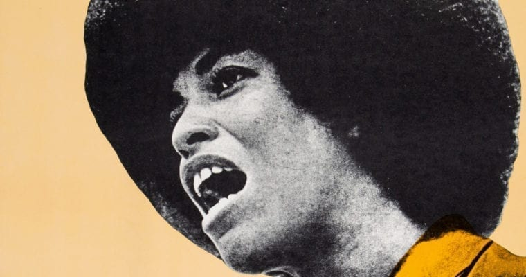 Ms. Behavior – Angela Davis –  Activist, Intellectual & Legend