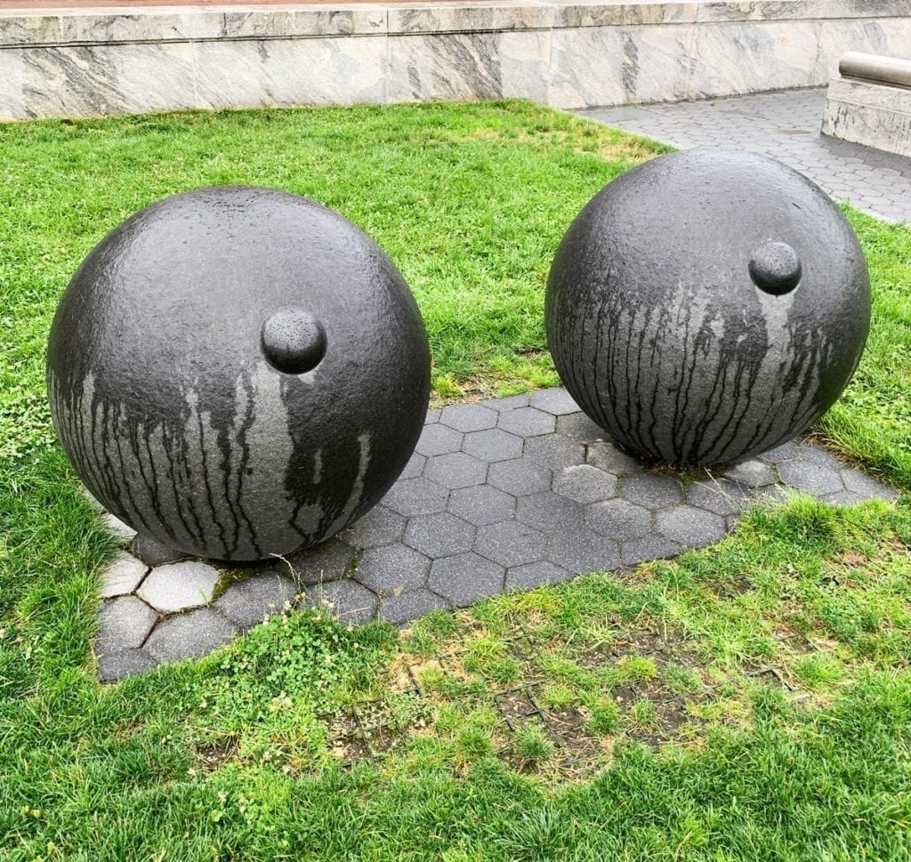 Louise Bourgeois - The Eyes