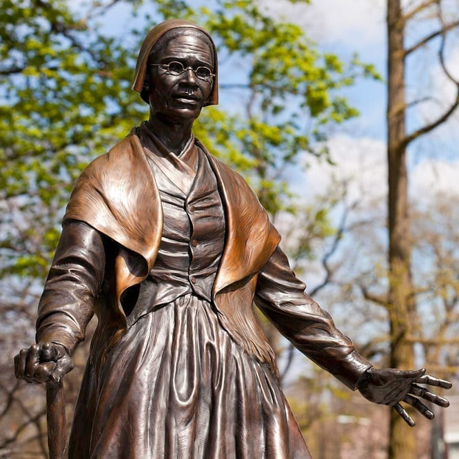 Sojourner Truth Statue