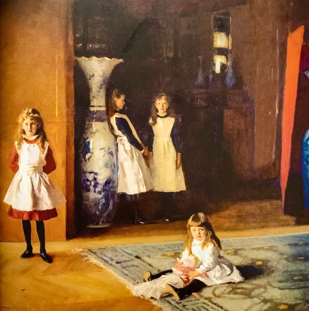 The-Daughters-of-Edward-Darley-Boit - John Singer Sargent 1882