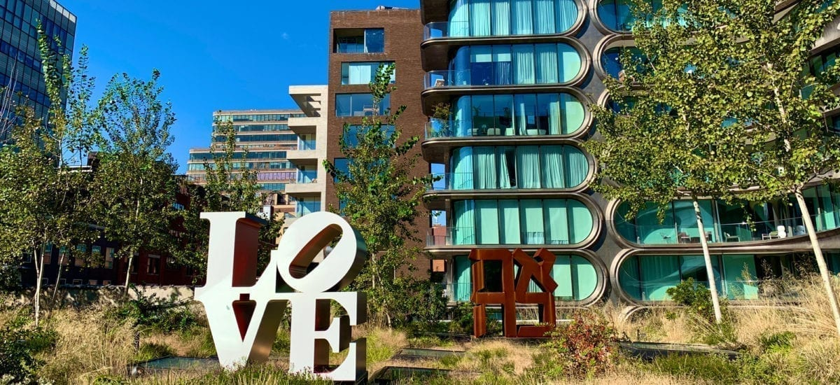 The High Line – Best Outdoor Date in NYC