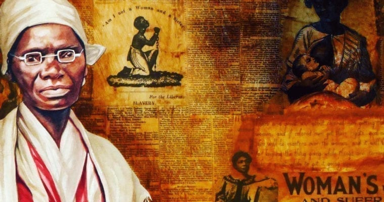 Ms. Behavior – Sojourner Truth