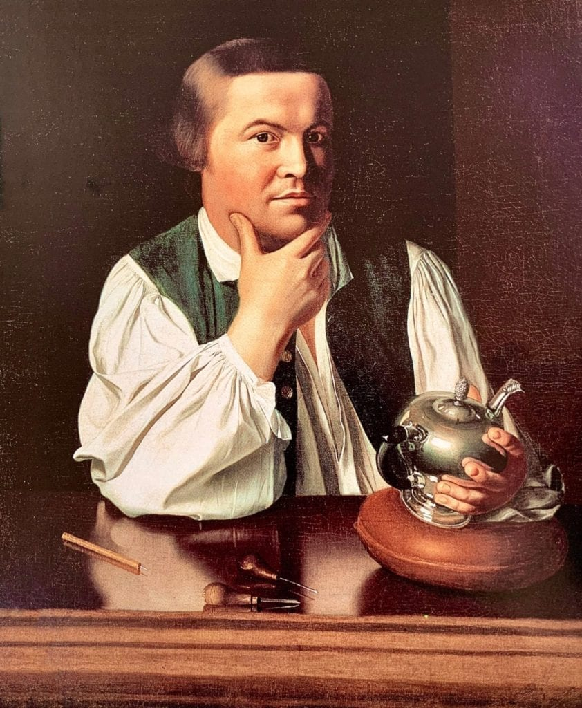 Paul-Revere-by-John-Singleton-Copley-1768