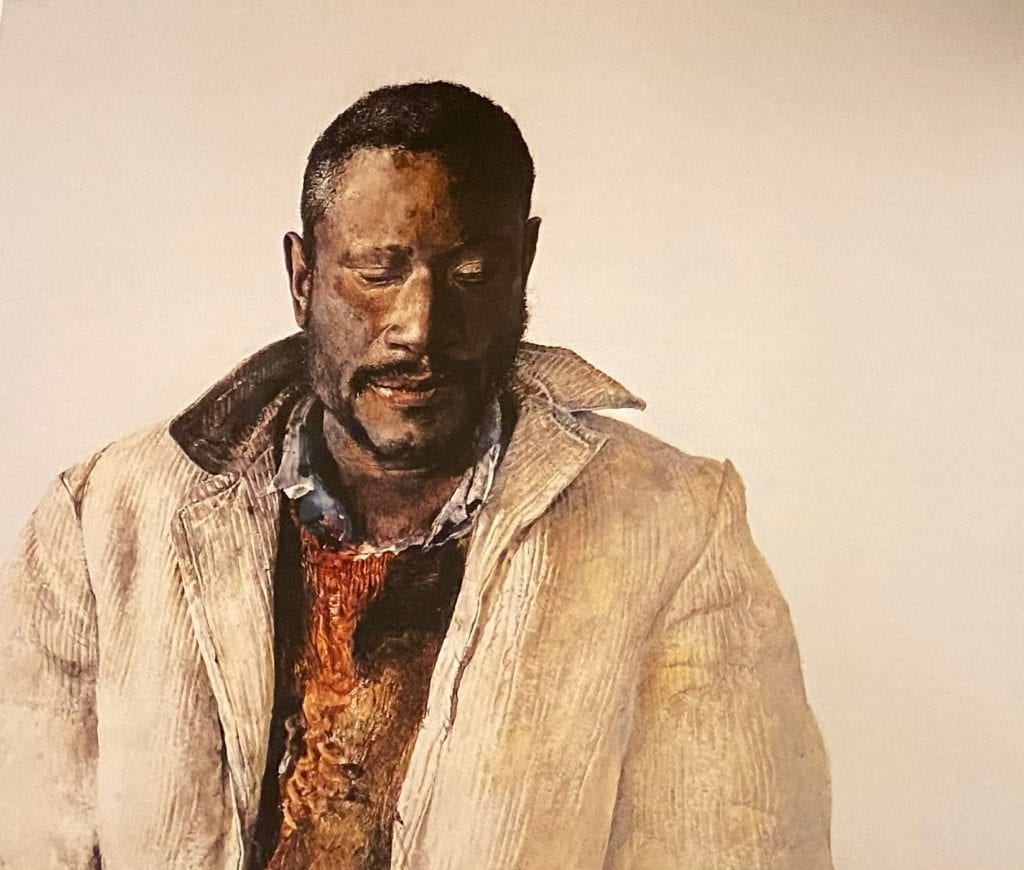 The Drifter by Andrew Wyeth