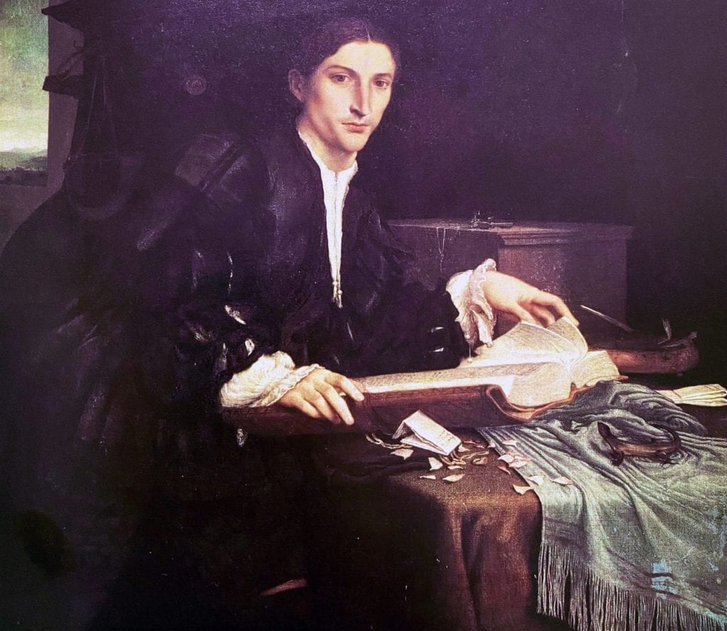 Portrait-ofYoung-Man-In-his-Study---Lorenzo-Lotto