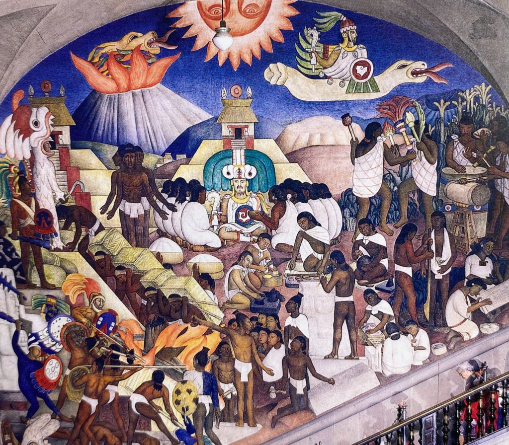 Ancient Mexico: From conquest to 1930