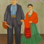 Ancient Mexico Frieda-and-Diego-Rivera